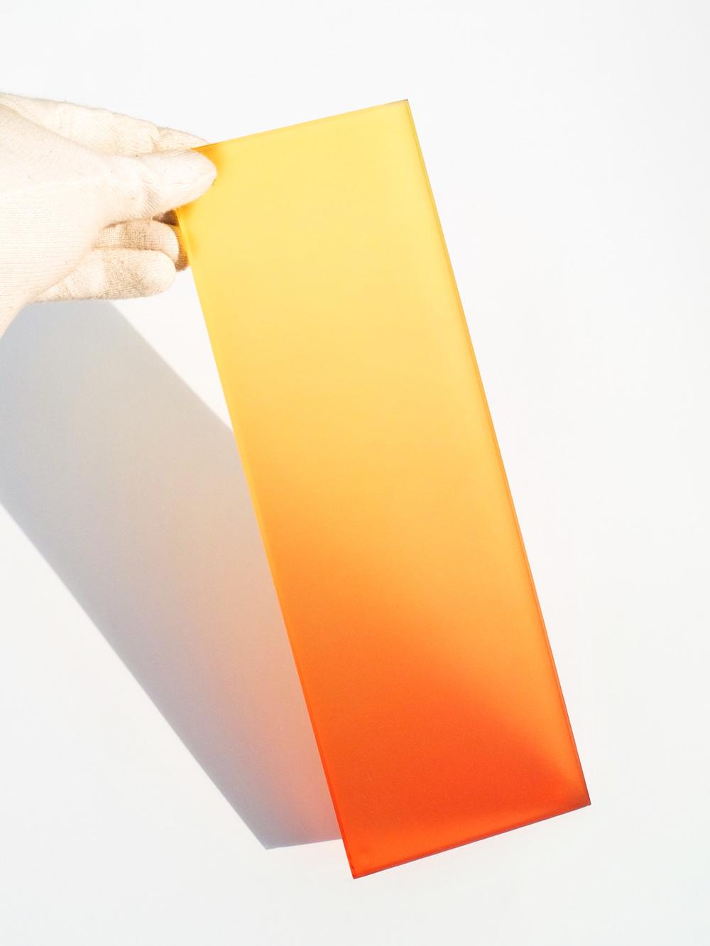 Tangerine Haze - Germans Ermičs